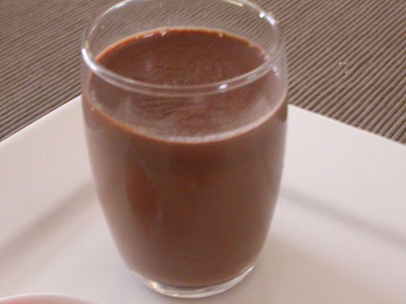 Une recette de crème très diététique, ultra rapide et facile à réaliser. Ma  source le livre de Clea « Agar,agar ».